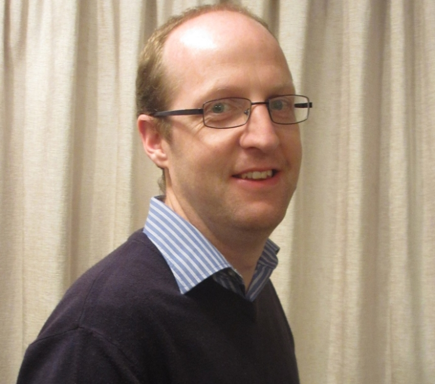 Anthony Jenner- Regional Contracts Manager